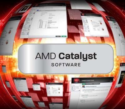 Download ATI Catalyst Graphics Driver 8.55.3 for Windows 7