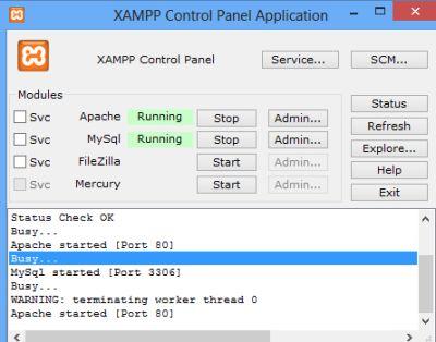 xampp 1.8.1 gratuit