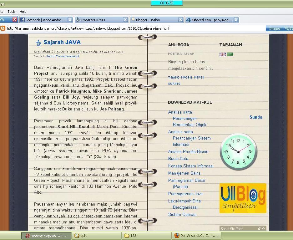 Bahasa Sunda Translate Online