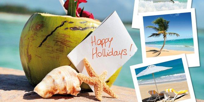 Manfaat penting liburan