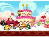 Angry Birds Birdday Party Perdana di Android