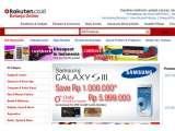 Rakuten, Situs Belanja yang Lengkap bak 'Pasar Senen'
