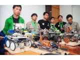 Sukses Raih Medali Emas Di Ajang RoboGames 2013, 2 Mahasiswa Universitas Komputer Indonesia (UNIKOM) Diundang Ke Inggris