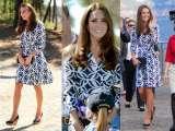 Gaun Batik Ikat Bali Kate Middleton Ludes Terjual