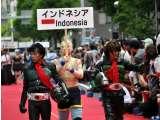 Acara Pesta Kostum Cosplay Anime Jepang Akan Digelar Di Jogja
