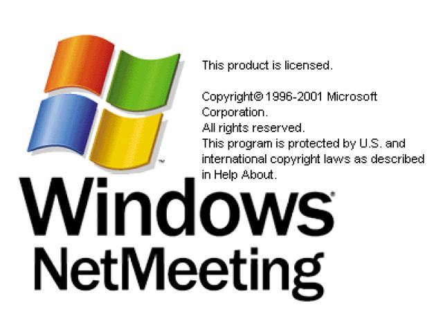 net meeting in windows xp How to reinstall netmeeting in windows xp published: aug 09, 2005 send your feedback summary netmeeting provides people around the world with a whole new way of communicating.