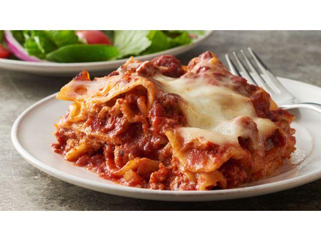 Resep Makanan Asal Italia Lasagna Calvin Russell Mahaly