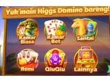 Cara Top Up Higgs Domino